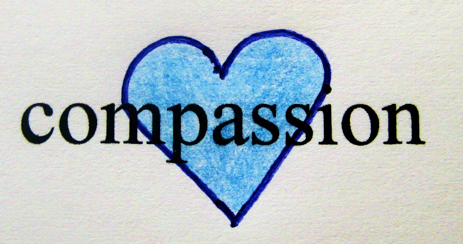 antithesis of compassion Compassion focused therapy and shame experiences in trauma  the self- criticism of shame, though, is the antithesis of self-compassion – that 'i knowbut .